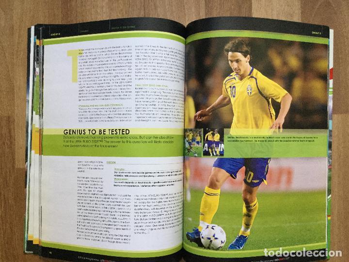 Coleccionismo deportivo: Final EURO 2008 - PROGRAMA OFICIAL DE LA EUROCOPA FUTBOL 2008 SELECCION ESPAÑOLA CAMPOS,ETC - Foto 9 - 117612303