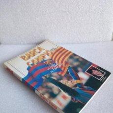 Coleccionismo deportivo: BARÇA CAMPIO SPORT 1984-85 BARCELONA BARSA BUEN ESTADO PROLOGO TERRY VENABLES. Lote 118378251