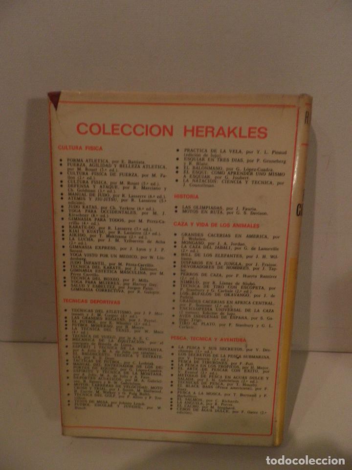 Coleccionismo deportivo: FÚTBOL CIENTÍFICO. R. MACDONAL Y E. BATTY. EDITORIAL HISPANO EUROPEA. BARCELONA. 1973 - Foto 2 - 118756707