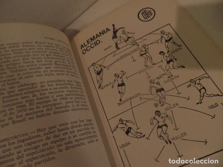Coleccionismo deportivo: FÚTBOL CIENTÍFICO. R. MACDONAL Y E. BATTY. EDITORIAL HISPANO EUROPEA. BARCELONA. 1973 - Foto 10 - 118756707