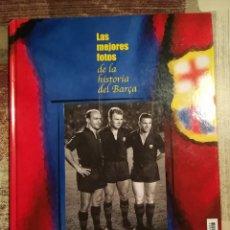 Coleccionismo deportivo: LAS MEJORES FOTOS DE LA HISTORIA DEL BARÇA - MUNDO DEPORTIVO - 2004. Lote 118999027