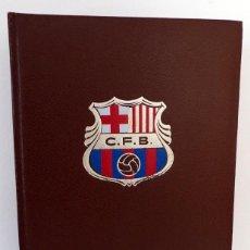 Coleccionismo deportivo: HISTORIA DEL C. F. BARCELONA . Lote 119626507