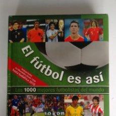 Coleccionismo deportivo: EL FUTBOL ES ASI. Lote 120169403