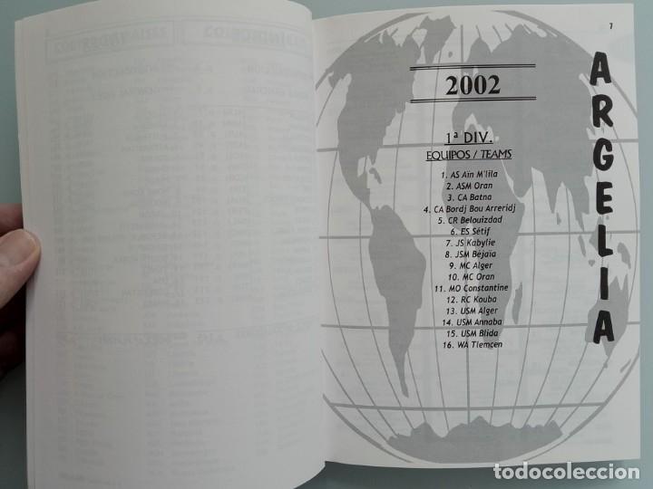 Coleccionismo deportivo: A-Z DEL FÚTBOL GLOBUS 2002 (By Jorge Jiménez) - Anuario / Yearbook # - Foto 3 - 120577795