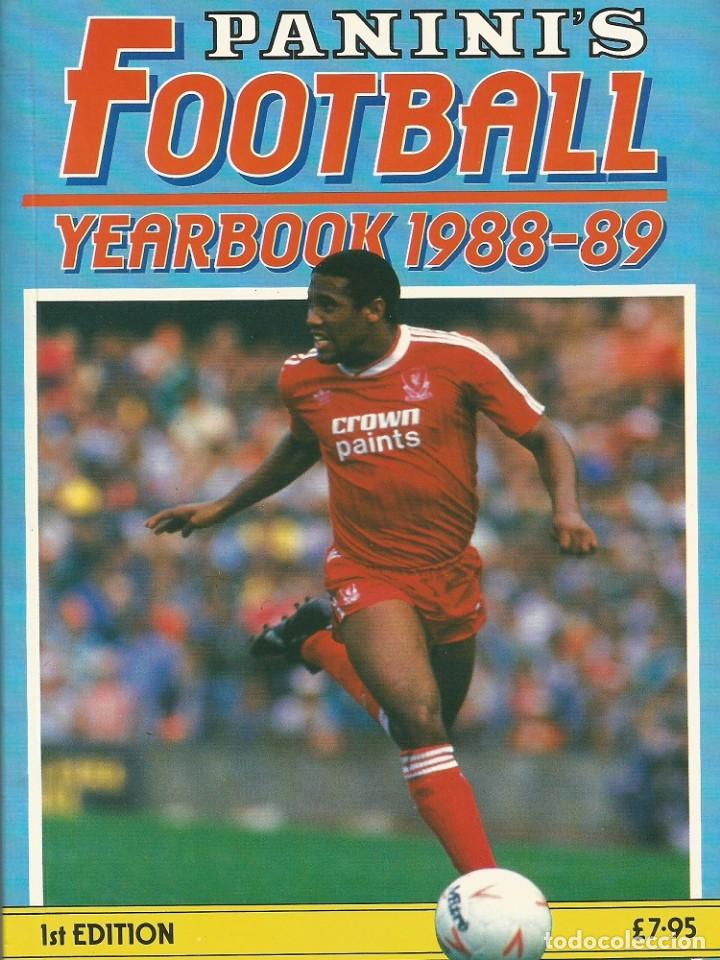 Coleccionismo deportivo: PANINI'S FOOTBALL YEARBOOK 1988-89 - Anuario / Yearbook. # - Foto 1 - 120761519