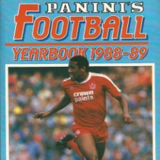Coleccionismo deportivo: PANINI'S FOOTBALL YEARBOOK 1988-89 - ANUARIO / YEARBOOK. #. Lote 120761519
