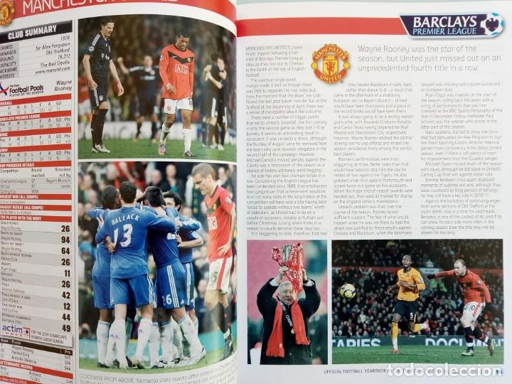 Coleccionismo deportivo: OFFICIAL LEAGUE. - THE OFFICIAL FOOTBALL YEARBOOK 2010-2011 - Anuario / Yearbook. # - Foto 2 - 120761655