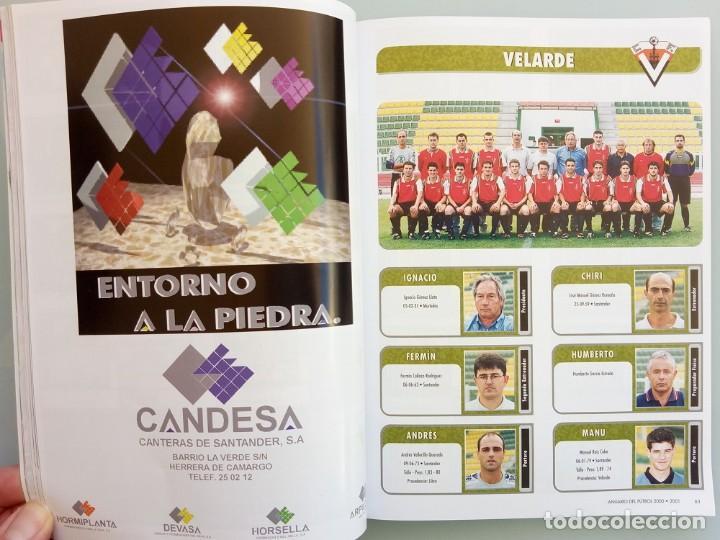 Coleccionismo deportivo: CLAUDIO ACEBO. - ANUARIO DEL FUTBOL CÁNTABRO 2000-2001 - Anuario / Yearbook. # - Foto 2 - 120762367