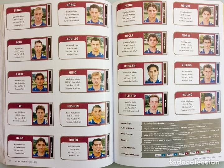 Coleccionismo deportivo: CLAUDIO ACEBO. - ANUARIO DEL FUTBOL CÁNTABRO 2000-2001 - Anuario / Yearbook. # - Foto 3 - 120762367