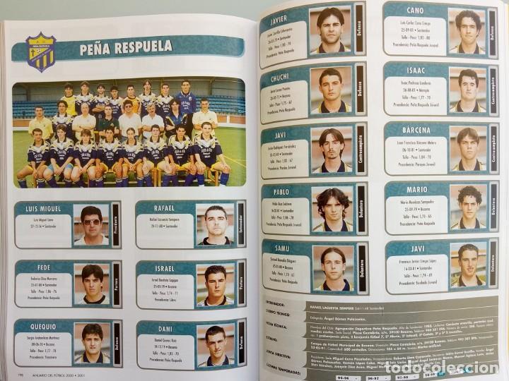 Coleccionismo deportivo: CLAUDIO ACEBO. - ANUARIO DEL FUTBOL CÁNTABRO 2000-2001 - Anuario / Yearbook. # - Foto 4 - 120762367