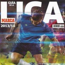 Coleccionismo deportivo: MARCA. - GUÍA DE LA LIGA 2013-2014 - ANUARIO / YEARBOOK. #. Lote 120762747