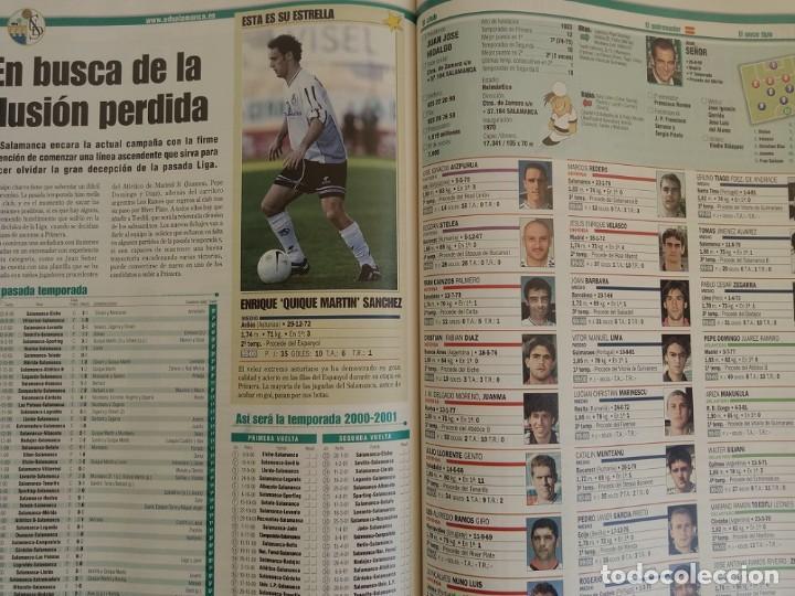 Coleccionismo deportivo: MARCA. - GUÍA LIGA 2001 - Anuario / Yearbook. # - Foto 3 - 120762851