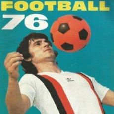 Coleccionismo deportivo: LES CAHIERS DE L'EQUIPE. - FOOTBALL 76 - ANUARIO / YEARBOOK.#. Lote 120763159