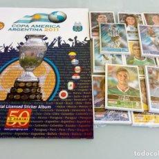 Coleccionismo deportivo: ALBUM PANINI. - COPA AMÉRICA ARGENTINA 2011 - ALBUM COMPLETO / COMPLETE COLLECTION.#. Lote 121043427