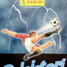 Coleccionismo deportivo: ALBUM PANINI. - CALCIATORI 2003-2004 - ALBUM COMPLETO / COMPLETE COLLECTION. #. Lote 121049811