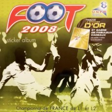 Coleccionismo deportivo: ALBUM PANINI. - FOOT 2008 - ALBUM COMPLETO / COMPLETE COLLECTION.#. Lote 121068611