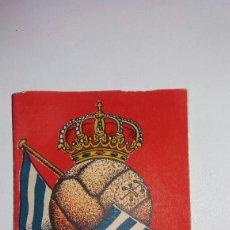 Coleccionismo deportivo: BIBLIOTECA INFANTIL DEPORTES N 11 REAL SOCIEDAD AÑOS 40. Lote 121548968