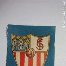 Coleccionismo deportivo: BIBLIOTECA INFANTIL DEPORTES N 5 SEVILLA CLUB DE FUTBOL AÑOS 40. Lote 121549967