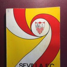 Coleccionismo deportivo: LIBRO: SEVILLA F.C, 75 AÑOS DE HISTORIA.(1905/1980).. Lote 121876031