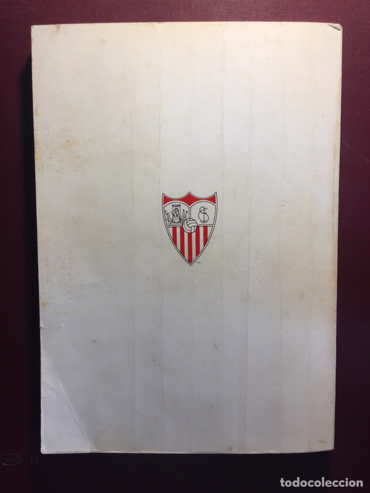 Coleccionismo deportivo: Libro: Sevilla F.C, 75 años de historia.(1905/1980). - Foto 6 - 121876031