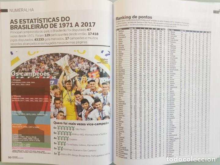 Coleccionismo deportivo: PLACAR. - GUIA DO BRASILEIRO 2018 - ExtraLiga / LeagueGuide. # - Foto 3 - 122620843