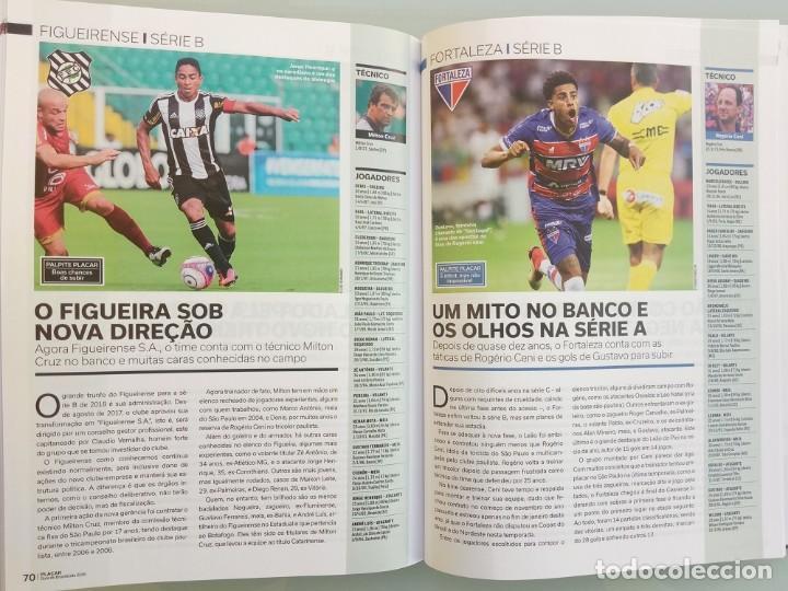 Coleccionismo deportivo: PLACAR. - GUIA DO BRASILEIRO 2018 - ExtraLiga / LeagueGuide. # - Foto 4 - 122620843