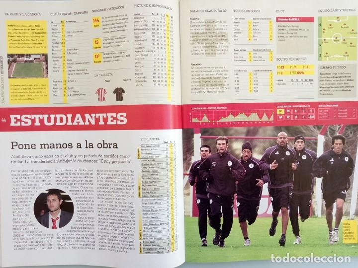 Coleccionismo deportivo: OLÉ. - GUÍA APERTURA 2009 - Extraliga / LeagueGuide. # - Foto 2 - 122621527