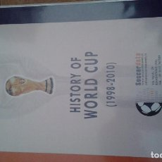 Coleccionismo deportivo - History of World cup 2010 - 123033595