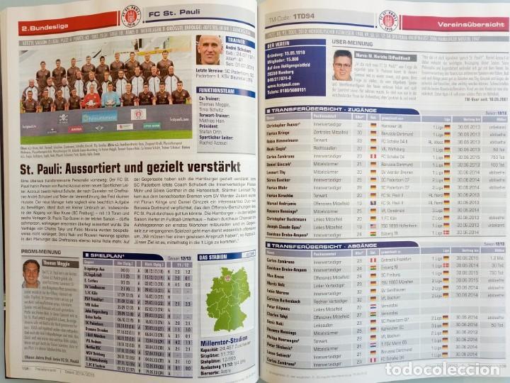 Coleccionismo deportivo: TRANSFERMARKT. - SAISON 2012/2013. DAS KOMPLETTE NACHSCHLAGEWERK.# - Foto 2 - 123056955
