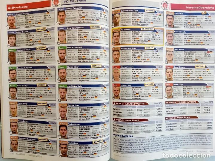 Coleccionismo deportivo: TRANSFERMARKT. - SAISON 2012/2013. DAS KOMPLETTE NACHSCHLAGEWERK.# - Foto 3 - 123056955