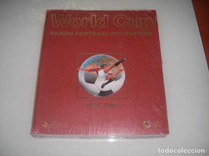 LIBRO WORLD CUP 1970-2010 (Coleccionismo Deportivo - Libros de Fútbol)