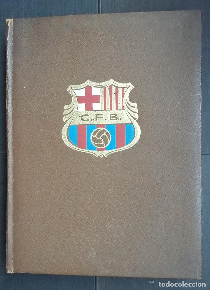 BARÇA, BARÇA, BARÇA HISTORIA DEL C. DE F, BARCELONA - 1971 - EDITORIAL LA GRAN ENCICLOPEDIA VASCA (Coleccionismo Deportivo - Libros de Fútbol)