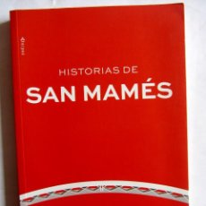 Coleccionismo deportivo: HISTORIAS DE SAN MAMÉS. COORDINADO POR EDUARDO RODRIGÁLVAREZ. ATHLETIC CLUB TTARTTALO 2013. Lote 125949099