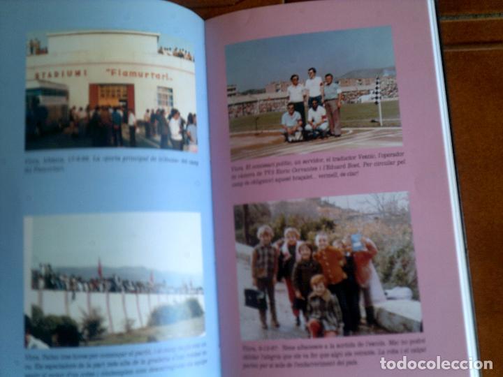 Coleccionismo deportivo: LIBRO A UN PAM DE LA GLORIA DE ANTONI BASSAS EDICIONS LA MAGRANA 1994 - Foto 2 - 126108431