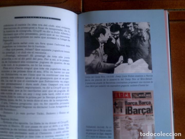Coleccionismo deportivo: LIBRO A UN PAM DE LA GLORIA DE ANTONI BASSAS EDICIONS LA MAGRANA 1994 - Foto 3 - 126108431