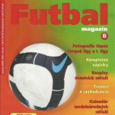 Coleccionismo deportivo: FUTBAL MAGAZIN. - CORGON LIGA 2009/2010 - EXTRALIGA / LEAGUEGUIDE.#. Lote 126163895