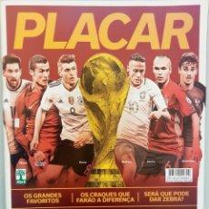 Coleccionismo deportivo: PLACAR. - COPA MUNDIAL 2018.#. Lote 126165607