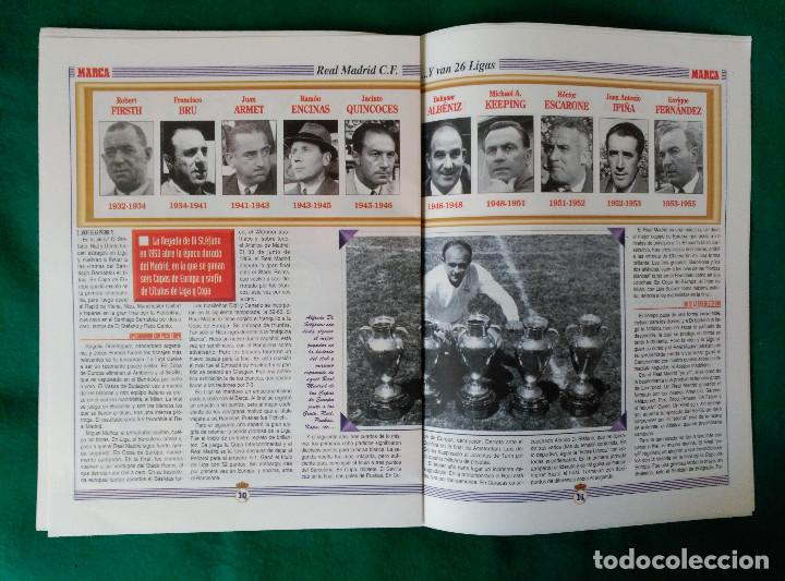 Coleccionismo deportivo: REAL MADRID DE 1928 A 1995 - 7 FASCICULOS - VER DESCRIPCION Y FOTOGRAFIAS - Foto 11 - 126168775