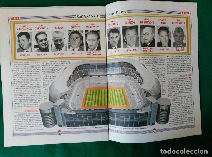 Coleccionismo deportivo: REAL MADRID DE 1928 A 1995 - 7 FASCICULOS - VER DESCRIPCION Y FOTOGRAFIAS - Foto 12 - 126168775
