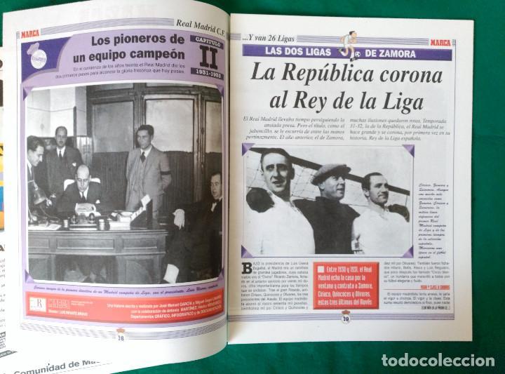 Coleccionismo deportivo: REAL MADRID DE 1928 A 1995 - 7 FASCICULOS - VER DESCRIPCION Y FOTOGRAFIAS - Foto 13 - 126168775