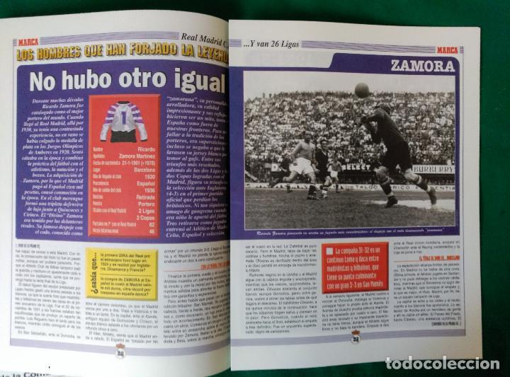Coleccionismo deportivo: REAL MADRID DE 1928 A 1995 - 7 FASCICULOS - VER DESCRIPCION Y FOTOGRAFIAS - Foto 14 - 126168775