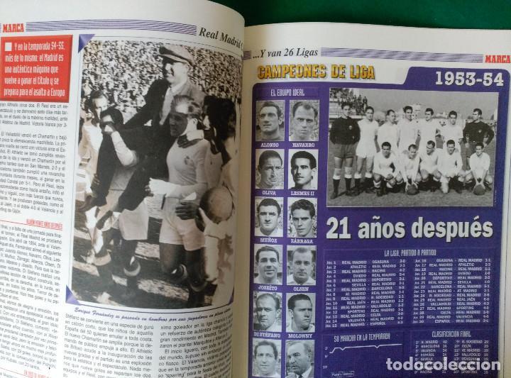Coleccionismo deportivo: REAL MADRID DE 1928 A 1995 - 7 FASCICULOS - VER DESCRIPCION Y FOTOGRAFIAS - Foto 17 - 126168775