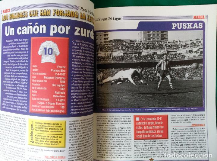 Coleccionismo deportivo: REAL MADRID DE 1928 A 1995 - 7 FASCICULOS - VER DESCRIPCION Y FOTOGRAFIAS - Foto 20 - 126168775