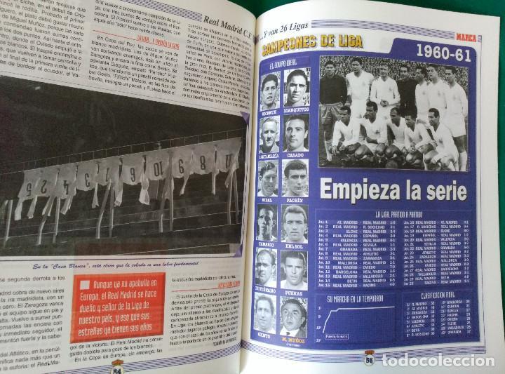Coleccionismo deportivo: REAL MADRID DE 1928 A 1995 - 7 FASCICULOS - VER DESCRIPCION Y FOTOGRAFIAS - Foto 21 - 126168775