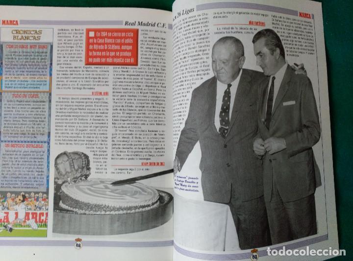 Coleccionismo deportivo: REAL MADRID DE 1928 A 1995 - 7 FASCICULOS - VER DESCRIPCION Y FOTOGRAFIAS - Foto 23 - 126168775