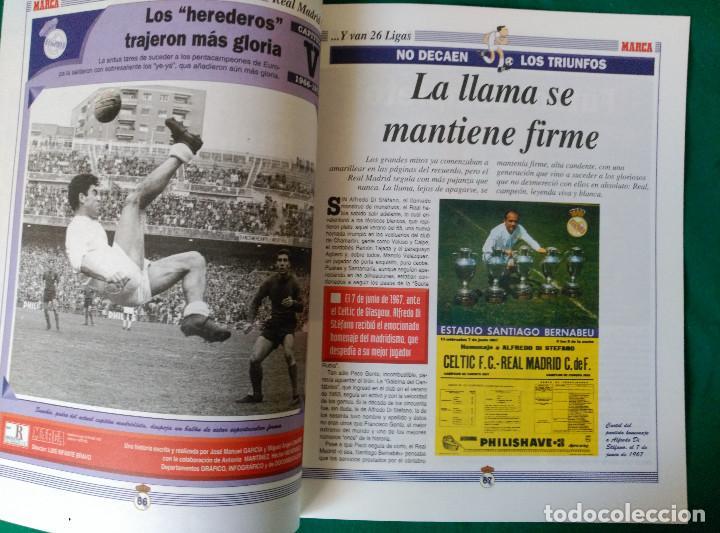 Coleccionismo deportivo: REAL MADRID DE 1928 A 1995 - 7 FASCICULOS - VER DESCRIPCION Y FOTOGRAFIAS - Foto 24 - 126168775