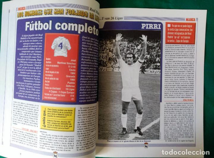 Coleccionismo deportivo: REAL MADRID DE 1928 A 1995 - 7 FASCICULOS - VER DESCRIPCION Y FOTOGRAFIAS - Foto 25 - 126168775