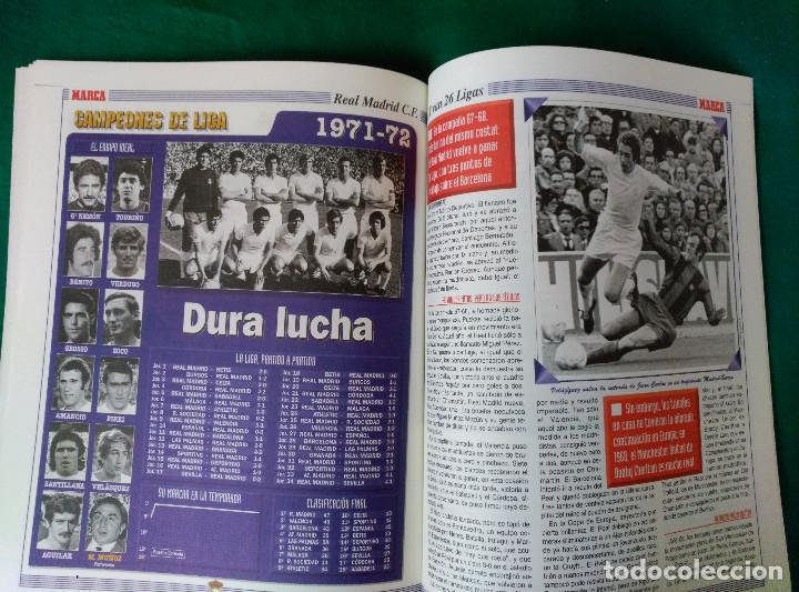 Coleccionismo deportivo: REAL MADRID DE 1928 A 1995 - 7 FASCICULOS - VER DESCRIPCION Y FOTOGRAFIAS - Foto 26 - 126168775