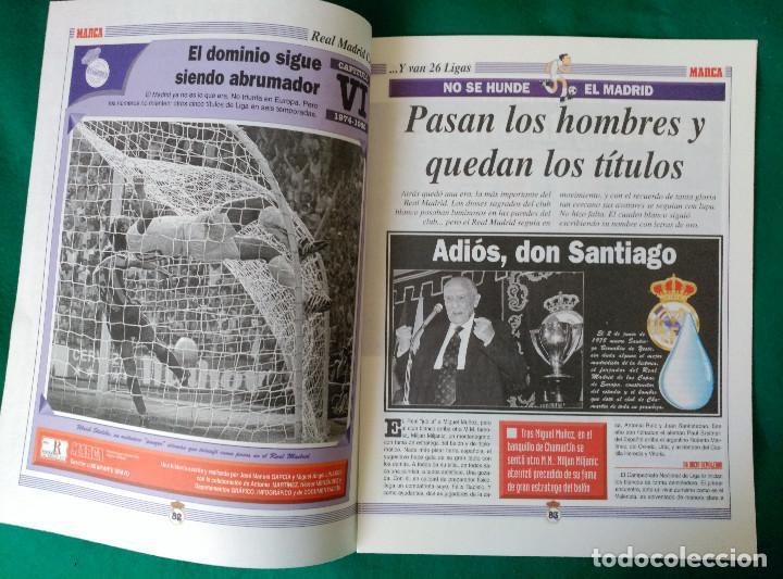 Coleccionismo deportivo: REAL MADRID DE 1928 A 1995 - 7 FASCICULOS - VER DESCRIPCION Y FOTOGRAFIAS - Foto 28 - 126168775