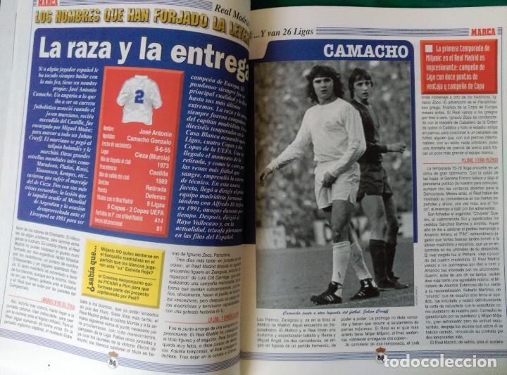 Coleccionismo deportivo: REAL MADRID DE 1928 A 1995 - 7 FASCICULOS - VER DESCRIPCION Y FOTOGRAFIAS - Foto 29 - 126168775